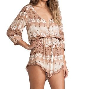 Spell & The Gypsy Collective Daisy Chain Playsuit
